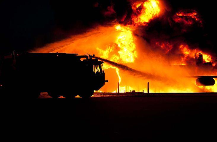 Yatala Truck Fire